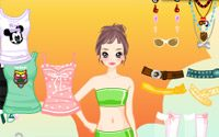 bags boots dressup