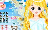 Holiday Fairy Dressup
