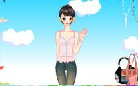shirts jeans dressup