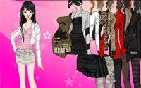 sporty look dressup