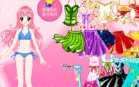 stage gown dressup