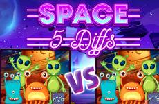 Space 5 Differences