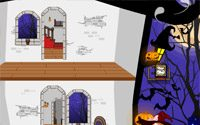 Halloween House Makeover