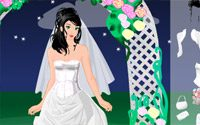 Night Bride Dressup